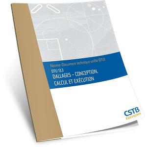 DTU 13.3 - Dallages. Conception, calcul et exécution - ANNEXE B