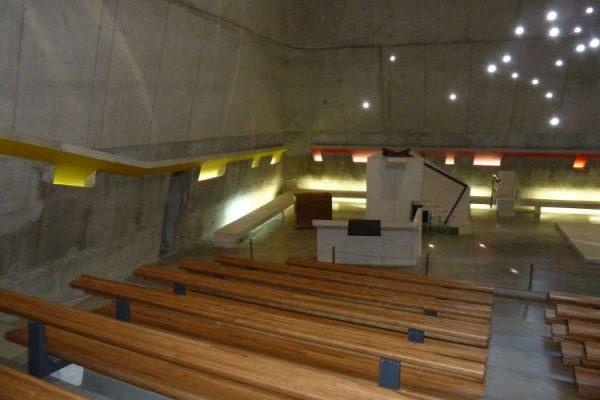 Église Saint Pierre (Le Corbusier) à Firminy (42)