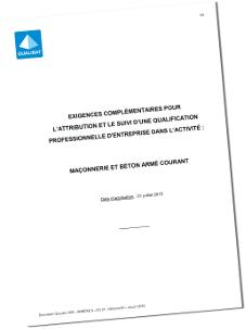 QUALIBAT 005 - annexe A - EC21 – version 04